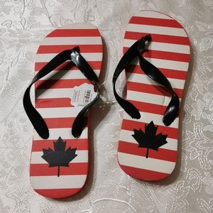 NWT Slippers -- Free with any purchase